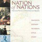 Nation of Nations: A Concise Narrative of the American Republic to 1877 4th by Wardlaw 0073201936