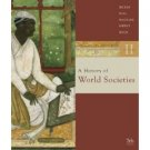 A History of World Societies, 7th Vol. 2: Since 1500 by John P. McKay 0618610952
