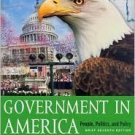 Government in America People Politics and Policy 7th by Edwards 0321195043