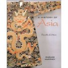 A History of Asia 4th by Rhoads Murphey 032110496X