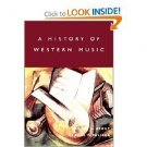 A History of Western Music 6th by Claude V. Palisca 0393975274
