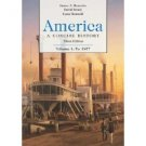 America: A Concise History 3rd Vol 1: To 1877 by Henretta 031241563X
