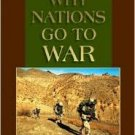 Why Nations Go to War 9th by John G. Stoessinger 0534273033