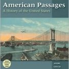 American Passages Volume II: Since 1863 Brief Ed. by Edward L. Ayers 0155051237
