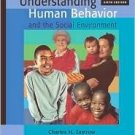 Understanding Human Behavior and the Social Environment 6th by Charles Zastrow 0534608310