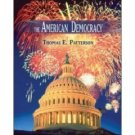 The American Democracy 8th Ed by Patterson 0073103497