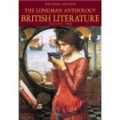 The Longman Anthology of British Literature Vol II R to 20th Century 2nd Ed by Damrosch 0321093895