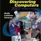 Discovering Computers 2007 A Gateway to Information Brief by Shelly 1418843687