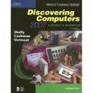 Discovering Computers 2007: A Gateway to Information, Introductory by Gary B. Shelly 1418843695