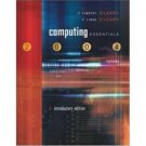 Computing Essentials 2004 Intro 15th by Timothy J O'Leary 0072863471