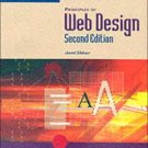 Principles of Web Design 2nd by Joel Sklar 061906451X