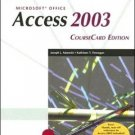 New Perspectives on Microsoft Office Access 2003, Introductory by Joseph J. Adamski 1418839086