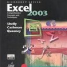 Microsoft Office Excel 2003: Comprehensive by Shelly 0619200340
