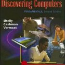 Discovering Computers: Fundamentals 2nd by Gary B. Shelly 0619255099