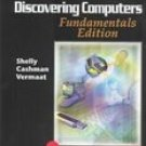 Discovering Computers: Fundamentals by Gary B. Shelly 061920222X