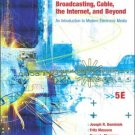 Broadcasting, Cable, the Internet and Beyond 5th by Joseph R. Dominick 0072493836