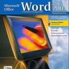 Microsoft Office Word 2003: A Professional Approach, Comprehensive by Deborah Hinkle 0072232099