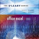 O'Leary Series: Microsoft Office Excel 2003 Introductory by Timothy J. O'Leary 0072835680