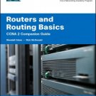 Routers and Routing Basics CCNA 2 Companion Guide by Wendell Odom 1587131668