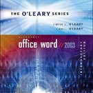 Microsoft Office Word 2003 by Linda I. O'Leary 0072835362