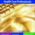 Handbook of Informatics for Nurses and Health Care Professionals 3rd by Hebda 0131512625