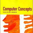 Computer Concepts 6th by June Jamrich Parsons 1423905660