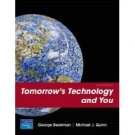 Tomorrow's Technology and You Introductory 8th Ed by George Beekman 0132297213
