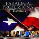 Paralegal Professional: Essentials -Text Only by Cheeseman 0131104616