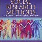 Social Research Methods 6th by Lawrence W. Neuman 0205457932