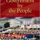 Government by the People: National, State, and Local 21st by David B. Magleby 0131921568