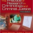 The Practice of Research in Criminology and Criminal Justice by Russell K. Schutt 1412950325