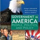 Government in America 9th by George C. Edwards 0321442784