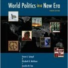 World Politics in a New Era 4th by Steven Speigel 0195336550