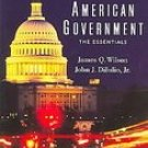 American Government 9th by James Q. Wilson 0618400478