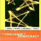 The Challenge Of Democracy 6th by Jeffrey M. Berry 0618503536