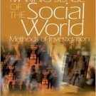 Making Sense of the Social World: Methods of Investigation by Daniel F. Chambliss 0761987878