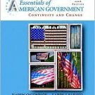 The Essentials of American Government: Continuity and Change 2008 8th by Karen O'Connor 0205526837
