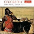 World Regional Geography 3rd by Alex Pulsipher 0716768259