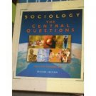 Sociology 2nd by Carolyn D. Smith 015508562X