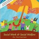 Social Work And Social Welfare by Marla Berg-Weger 0072845945