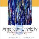 American Ethnicity: The Dynamics and Consequences of Discrimination 5th by Aguirre 0073135771