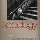 Sociology 7th by David M. Newman 1412961521