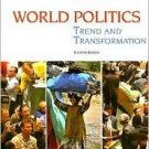 World Politics 11th by Charles W. Kegley 049541073X