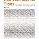 Mass Communication Theory 4th by Stanley J. Baran 0534637973