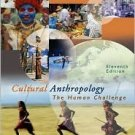 Cultural Anthropology: The Human Challenge 11th by William A. Haviland 0534624871