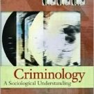 Criminology: A Sociological Understanding 3rd by Steven E. Barkan 0131707973