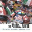 Understanding the Political World 8th by James N. Danziger 0321391314