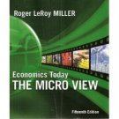 Economics Today The Micro View 15th Ed by Roger LeRoy Miller  0321594525