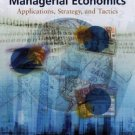 Managerial Economics 10th Ed. by James R. McGuigan 0324259239