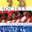 Society The Basics 8th Edition by John J. Macionis 0131922440
